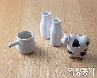온 가족 영양 간식 Milk