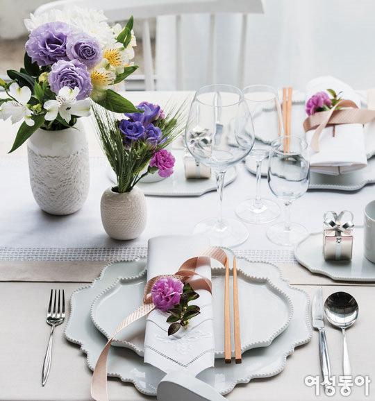 기품 있는 어버이날 상차림&행복한 어린이날 테이블