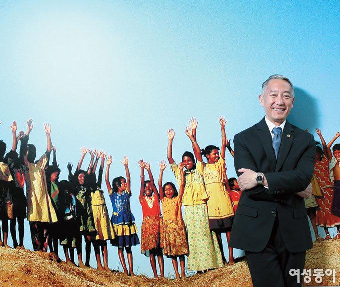 IVI 첫 한국계 수장, 제롬 김 사무총장