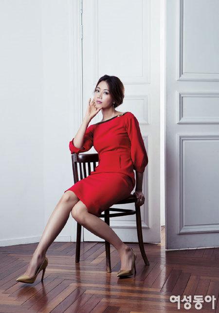 Seo Hyun Jin 꿈과 현실의 한가운데