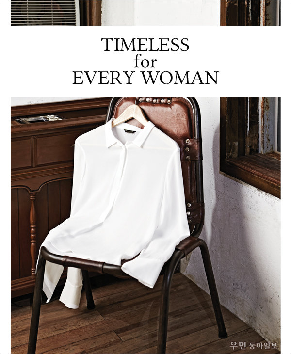 TIMELESS for EVERY WOMAN