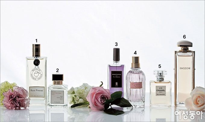 Perfume about Love