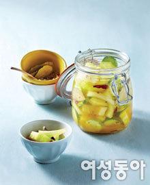 여름 보약, 과일 요리