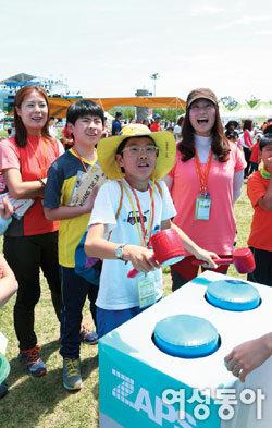 '2015 봄 코카프' 코베아 캠핑 페스티벌에 가다