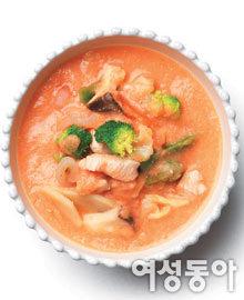 7일에 3kg 감량! 해독 수프 다이어트