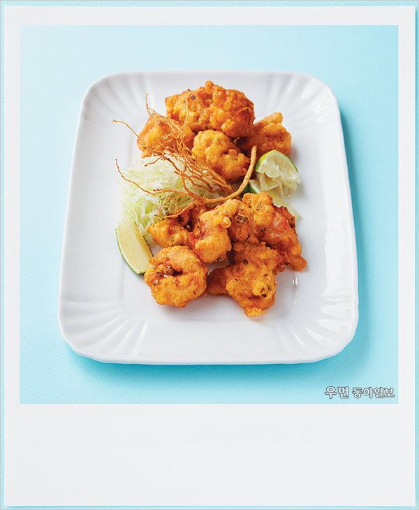 면역력 강화 이색 닭요리~ 힘을 내요 슈퍼 파워닭!