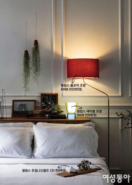 꿀잠 부르는 숙면 침실 만들기