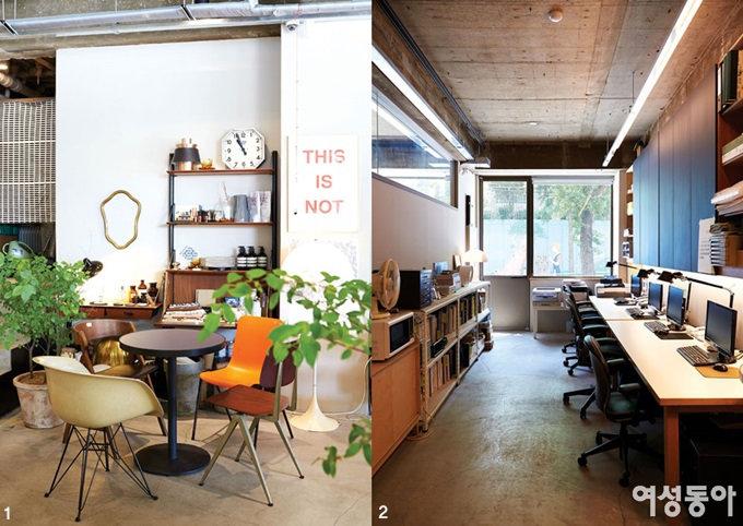 인테리어 디자이너 이시은의 MULTIPLE CAFE에서 차 한잔