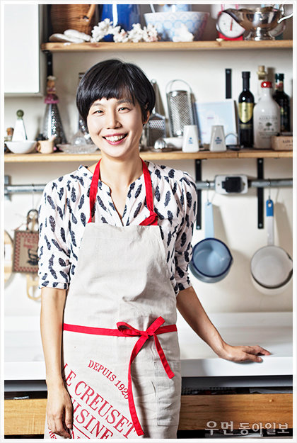 ABOUT FOOD STYLIST…김상영