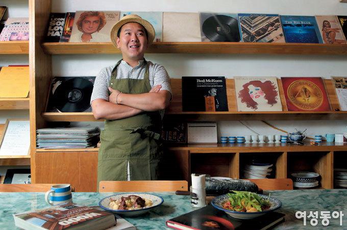 스물아홉, 12개 식당 운영하는 '경리단길 골목대장' 장진우