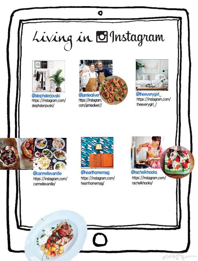 Living in Instagram