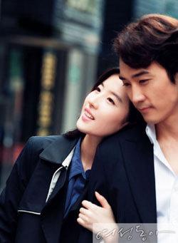 송승헌 · 류이페이의 국경 넘은 사랑