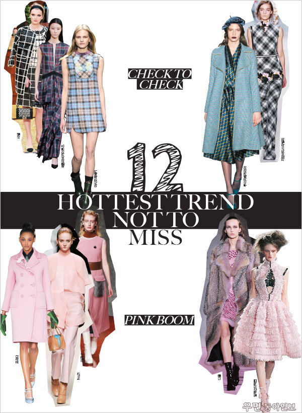 12 HOTTEST TREND NOT TO MISS