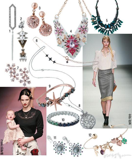 Jewelry of Fall