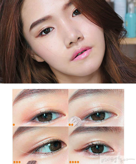 Blogger's Signature Eyeline