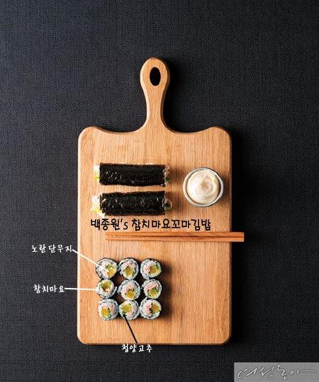 대한민국 3대 프리미엄 김밥 따라잡기
