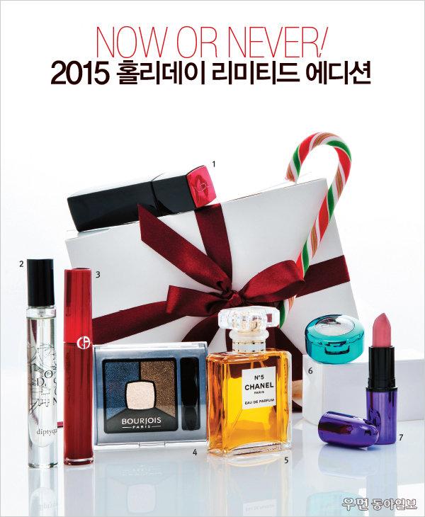 2015 홀리데이 리미티드 에디션~ NOW OR NEVER!