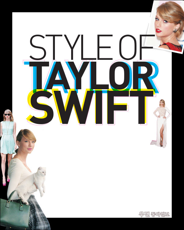 STYLE OF TAYLOR SWIFT