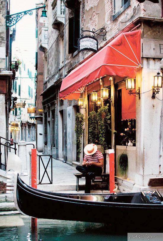 베네치아로 떠나는 겨울 여행
