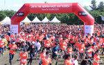 국내외 트레일러너 1700명, 올림픽 도시를 달리다