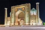 러시아-우즈베키스탄으로 떠나는 '7일간의 문화기행'