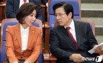 섹스폰동호회 처녀보살 한국당 투톱, '보궐선거'-'패스트트랙 저지'로 與 압박
