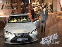 렉서스 '신형 ES300h' 아시아 최초 출시… 가격 5710만~6640만원