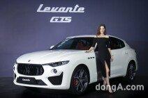 마세라티, 고성능 SUV '르반떼 GTS' 출시… 가격 1억9600만원