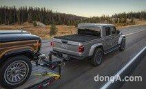 지프, 픽업트럭 '글래디에이터' 공개… 오는 2020년 국내 출시