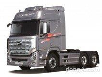 현대차, 대형트럭 '엑시언트 프로' 출시