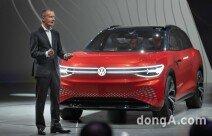 폴크스바겐, 대형 SUV 전기차 공개…오는 2021 中 출시