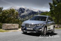 BMW, 부분변경 거친 'X1' 공개…PHEV 모델 추가
