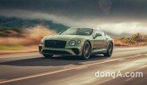 벤틀리, '신형 컨티넨탈 GT' 영국서 최고의 차 호평