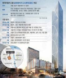 """[단독]현대차-국방부-서울시 """"GBC 일단 착공""""… 내년초 공사 시작"""