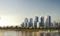 """'평당 1억 시대' 연 한강변 아파트…""""멈추지 않는 고급화 바람"""""""