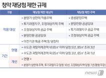분양가 상한제, 사실상 '서울 전역' 타깃…불법전매 청약금지 10년