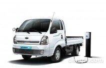 기아차, 전기 상용트럭 '봉고3 EV' 출시…최대 211km 주행