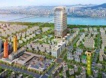신반포 중앙하이츠, 3-7-9호선 트리플 역세권 아파트