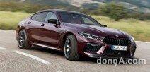 """BMW코리아, 'M8 그란쿠페 컴페티션' 사전계약… """"가장 강력한 BMW"""""""
