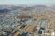 보상비 10조-GTX-주민반발…광명시흥 신도시 앞 '3개의 산'