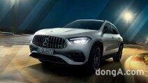 벤츠코리아, 다이내믹 SUV 'AMG GLA45 4매틱+' 출시… 가격 7621만원