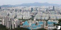수도권 집값 0.4% '역대급' 고공행진 계속…충청권 상승폭 확대 지방 ↑