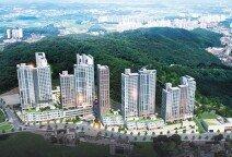 이천 부악공원에 '숲속 아파트'