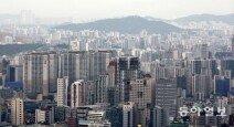 9월 서울 아파트 값 상승폭 둔화…3건 중 1건 매매가 하락