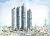 GS건설, 주상복합 '두류역 자이' 오피스텔 86실 이달 분양