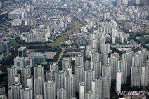 文정부 5년, 서울 중소형 아파트 매매가 1.9배 올랐다