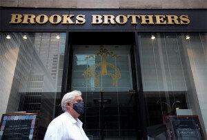 '대통령의 양복점' 브룩스브러더스 파산