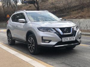 닛산 베스트셀링 SUV '엑스트레일'