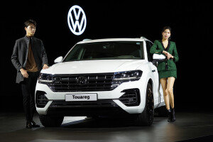 폭스바겐 '신형 투아렉' 출시… 럭셔리 SUV 시장 공략