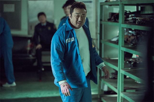 """韓國電影""""中秋三足鼎立"""",《壞家夥們》平定影市"""
